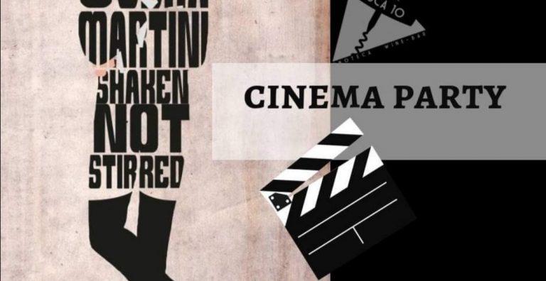 Cinema Party Buca10 Firenze